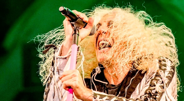 Summar Festivalur 2014Thursday 07-08-2014Twisted Sister