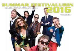 Summarfestivalblaðið