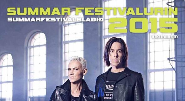 Summarfestvalblaðið 2015